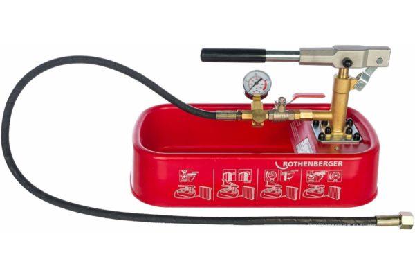 Ручной насос  для опрессовки  Rothenberger RP 30